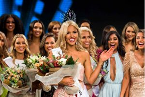 Miss Universe Australia crop