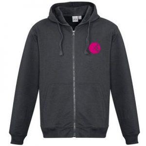 Charcoal Jacket_Magenta