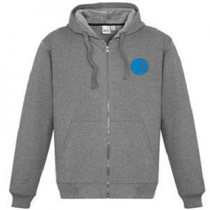 Marle Grey Jacket_Blue