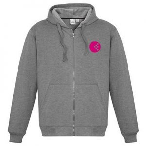 Marle Grey Jacket_Magenta