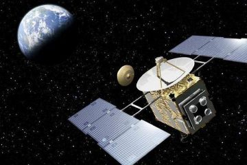 Space Image - credit AAP