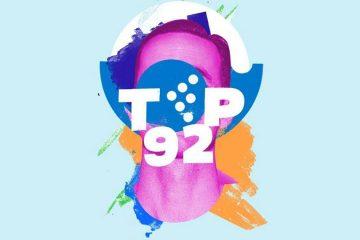 Blue Banner Top 92