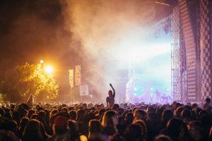 Laneway Festival 2017 Crowd Shot