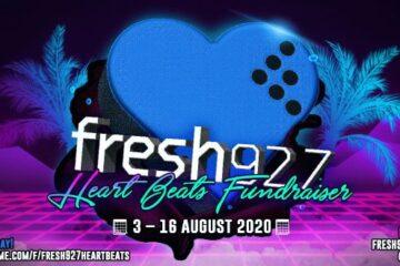 Fresh 92.7 Heart Beats Fundraiser