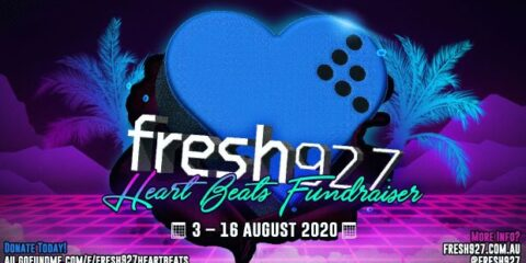 Fresh 92.7 Heart Beats Fundraiser